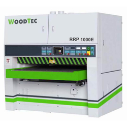 WoodTec RRP 1000 E Калибровально-шлифовальный станок Woodtec Шлифовальные станки Столярные станки