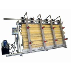 Вайма Гидравлическая ВГ 001-3200/ -6400 Бакаут Сращивание по длине Столярные станки