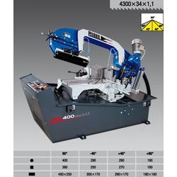 Pilous ARG 400 Plus S.A.F. Станок ленточнопильный Pilous Полуавтоматические Ленточнопильные станки